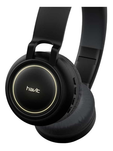 Headphone Havit (mod.h2587) Bluetooth, Recargable, Negro