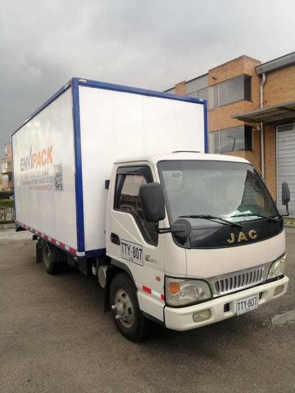 Jac 2013 Linea Hfc1045k2. Camion En Perfecto Estado