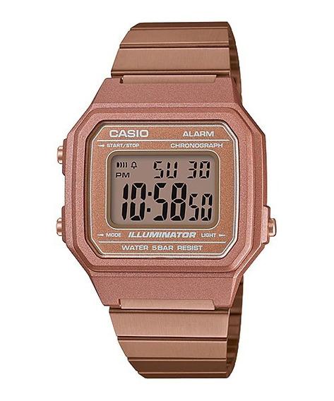Relógio Casio Standart Digital B650wc-5a Origanal