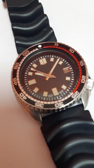 Seiko Diver 7002 Mod ( Customizado )