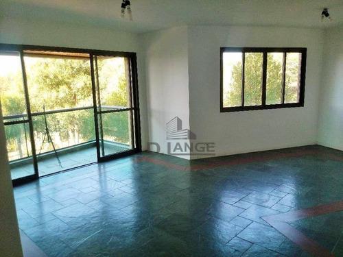 Imagem 1 de 30 de Apartamento À Venda, 137 M² Por R$ 950.000,00 - Notre Dame - Campinas/sp - Ap17597