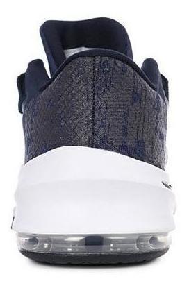 Nevada Dentro Cabra  Zapatillas Nike Air Max Infuriate 2 Mid Azul Oscuro Hombre | Mercado Libre