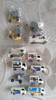 Camiones Bimbo Colección Paises Individual