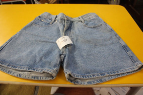Roupa Lote 787 Mulher Shorts Bermuda Jeans Mofficer 42