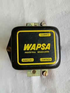 Regulador De Voltagem Wapsa 14v Corcel 1/ Fusca - 9190456002