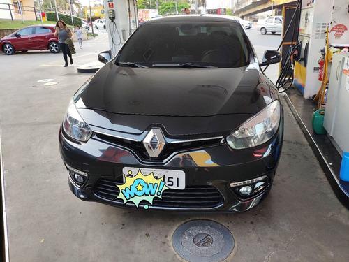 Renault Fluence 2016 2.0 Dynamique Plus X-tronic Hi-flex 4p