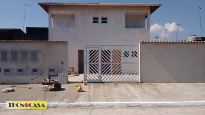 Casa Residencial À Venda, Jardim Trevo, Praia Grande - Ca2843. - Ca2843