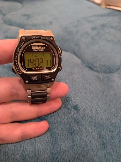 Relogio Vintage Timex Ironman! Otimo Estado!