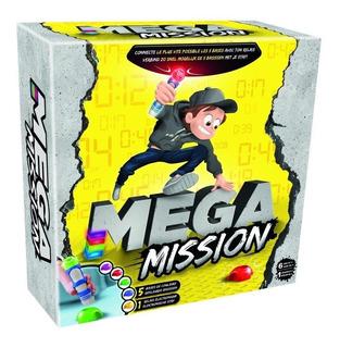 Mega Mission Completa La Mision Juego Con Posta Original Tv