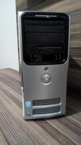 Cpu Dell Dimension E520 Pentium 4 3.0ghz 4gb Ddr2 Hd 320gb