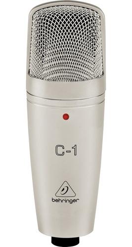 Micrófono Condensador Behringer C-1 + Garantía