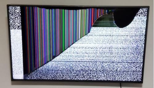 Imagem 1 de 7 de Smart Tv Philco Ptv55f61snt Led 4k 55  110v/220v