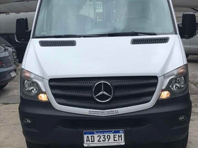 Mercedes-benz Sprinter 2.1 411 Street 116cv 3250 V1 Tn 2018
