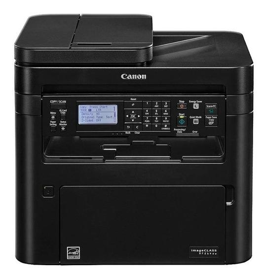 Impresora Mf264dw Canon Multifuncinal, Laser, Inalambrica,