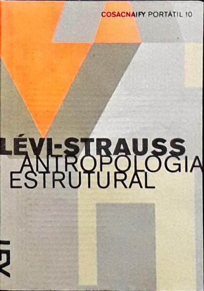 Livro Antropologia Estrutural Cosac Naify