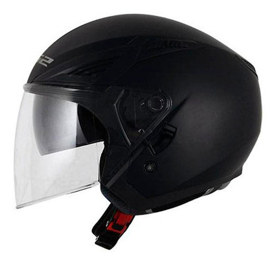 Capacete Ls2 Bishop Monocolor Of586