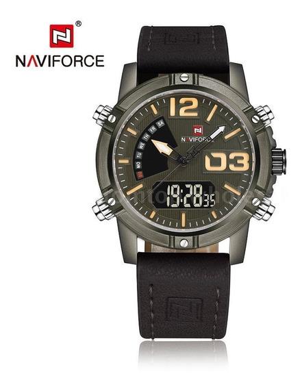 Relógio Naviforce Nf9095m Relógio À Quartzo Digital