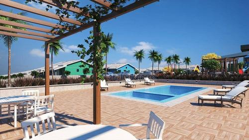 Imagem 1 de 17 de Casa À Venda, 53 M² Por R$ 180.000,00 - Jardim Maria Celina - Londrina/pr - Ca2027