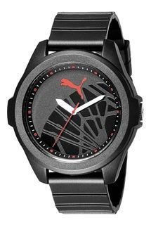 Reloj Puma Hombre Pu911311006 Caucho Deportivo