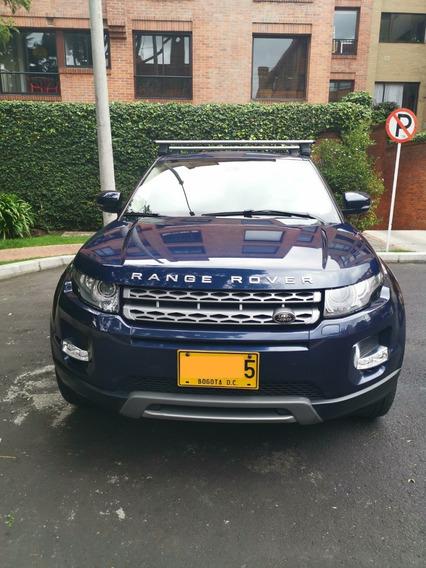 Range Rover Evoque Pure Si4