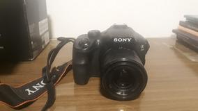 Vendo Câmera Fotográfica Alfa 3000 Sony.
