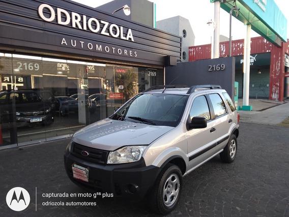 Ford Ecosport 2010 Xl Plus 1.6