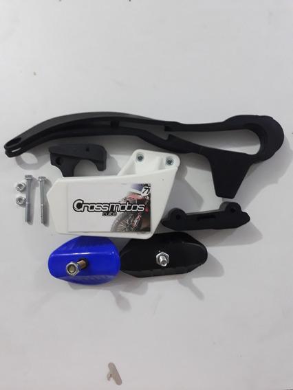 Kit Protetor Corrente/balança/pneu Crf 230