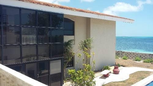 Oportunidad Inversionista Casa Frente Al Mar/remodelar