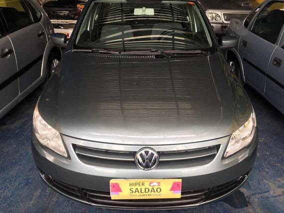 Volkswagen Voyage 1.6 Vht Trend Total Flex I-motion 4p 2012