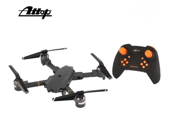 Drone Clone Do Dji Mavic Pro Fly More Combo Com Câmera 1080p