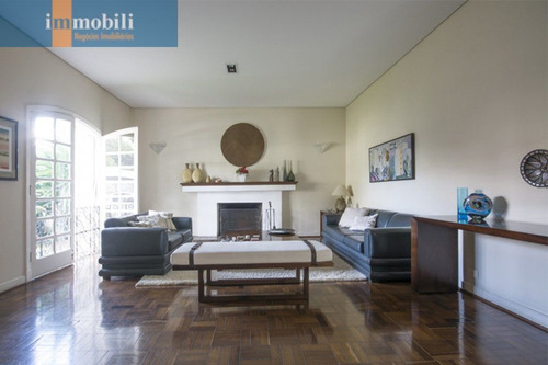 Imagem 1 de 15 de Oportunidade Casa Jardim Pauslistano Com 390m² E 5 Vagas - Pc88802