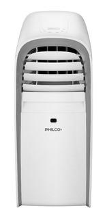 Aire acondicionado Philco portátil frío/calor 3010 frigorías blanco 220V 91PHP32HA2AN