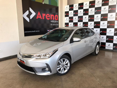 Toyota Corolla 2018 2.0 16v Xei Flex Multi-drive S 4p