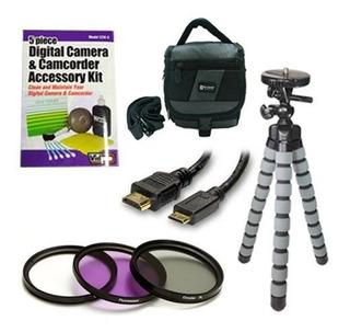 Synergy Digital Canon Eos Rebel T5 Camera