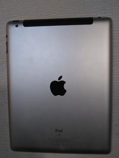 iPad 2 Blanco 3g Como Nuevo Completo