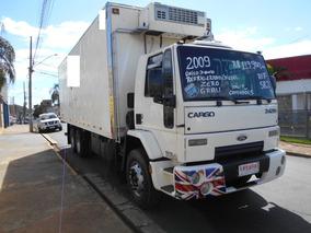 Ford Cargo 2428 Refrigerado 2009 Itália Caminhões