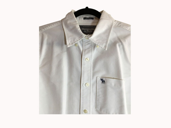 Camisa Abercrombie & Fitch Blanca Envio Gratis Nextaporter