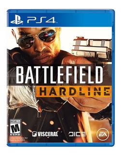 Juego Ps4 Battlefield Hardline