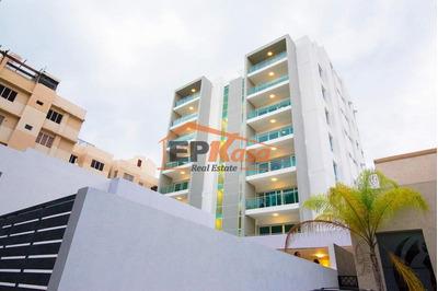 Apartamento De Venta En Santiago En Torre De Lujo (jna-101)