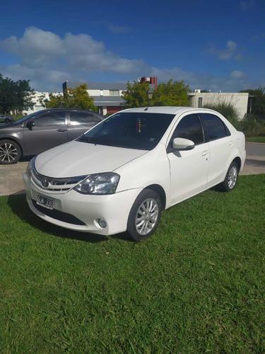 Imagen 1 de 9 de Toyota Etios 2014 1.5 Sedan Xls