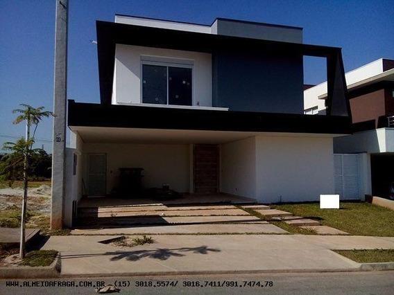 Casa Em Condomínio Para Venda Em Sorocaba, Condomínio Chácara Ondina, 4 Dormitórios, 4 Suítes, 5 Banheiros, 4 Vagas - 864_1-685946