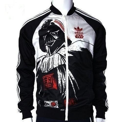 Chamarra adidas Star Wars Darth Vader + Envio Gratis