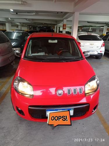 Imagem 1 de 10 de Fiat Uno 2012 1.4 Sporting Flex 5p