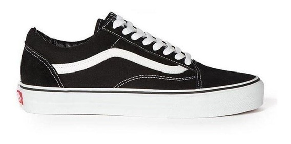 Zapatos Clasicos Vans Old Skool Dama Y Caballero