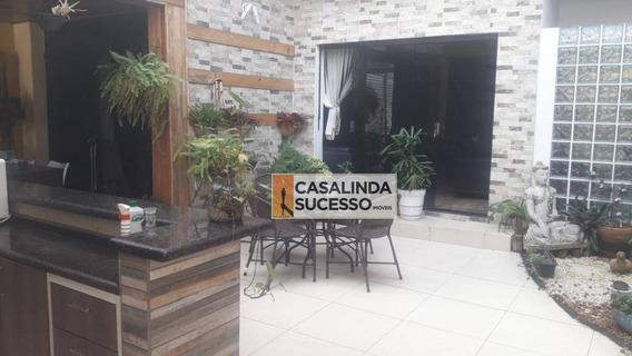 Casa 340m² 4 Dortms. 2 Vagas Próx. À Av Major Angelo Zanchi E Rua Cirino De Abreu-ca6155 - Ca6155