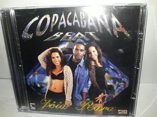 Cd Copacabana Beat Jóia Rara 1998 Semi Novo