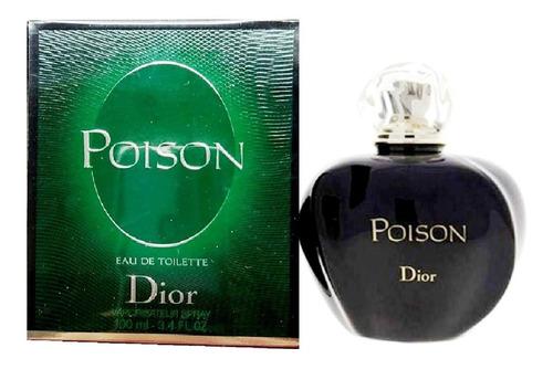 Perfume Mujer Poison Christian Dior 100ml