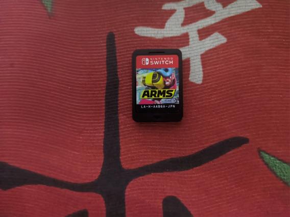 Arms !!! Mídia Física !!! Nintendo Switch !!! Receba Hoje !!