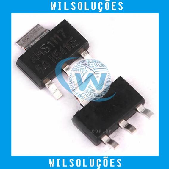 Ams1117 - Ams1117-5.0 - Regulador De Tensão
