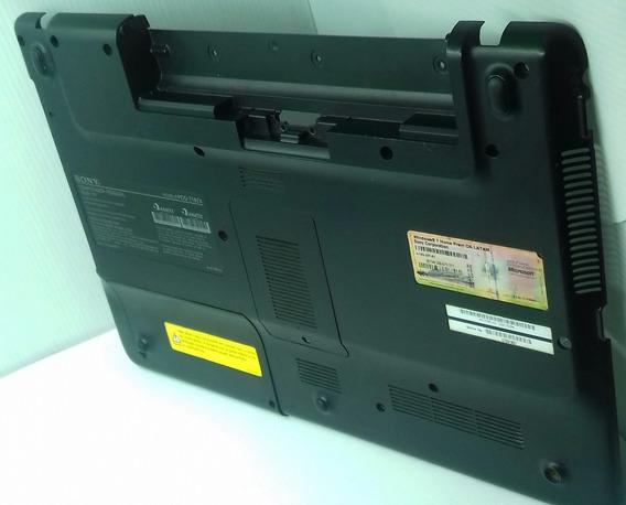 Carcaça Tampa Inferior P/ Notebook Sony Vaio Pcg-7182x.